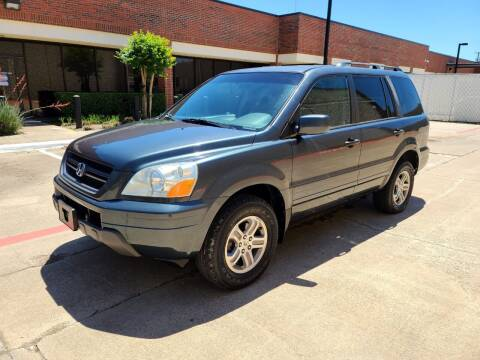 2004 Honda Pilot for sale at DFW Autohaus in Dallas TX
