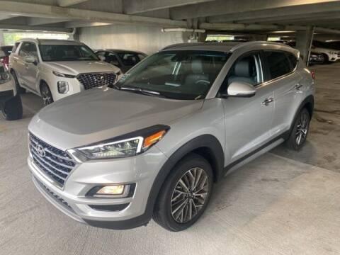 2020 Hyundai Tucson for sale at Southern Auto Solutions-Jim Ellis Hyundai in Marietta GA