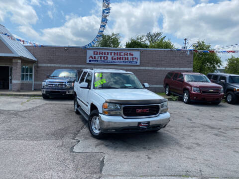 2005 GMC Yukon for sale at Brothers Auto Group in Youngstown OH