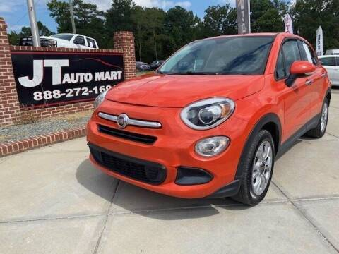 2016 FIAT 500X for sale at J T Auto Group in Sanford NC