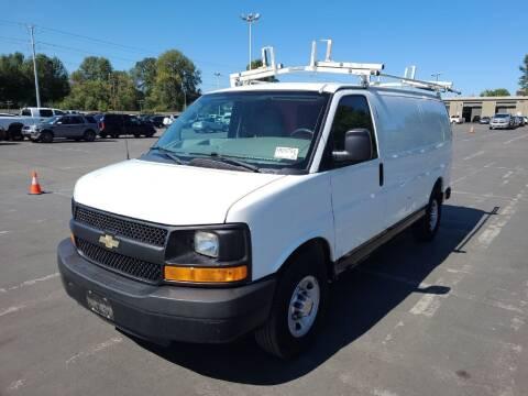 2013 Chevrolet Express Cargo for sale at Northwest Van Sales in Portland OR