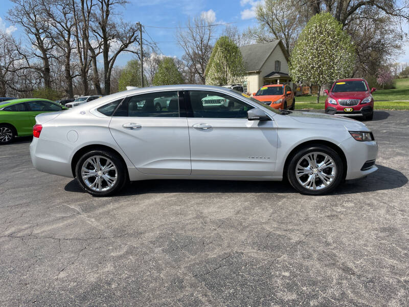 2015 Chevrolet Impala for sale at Westview Motors in Hillsboro OH