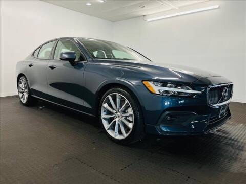 2021 Volvo S60 for sale at Champagne Motor Car Company in Willimantic CT
