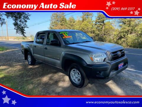 2014 Toyota Tacoma for sale at Economy Auto Sale in Modesto CA