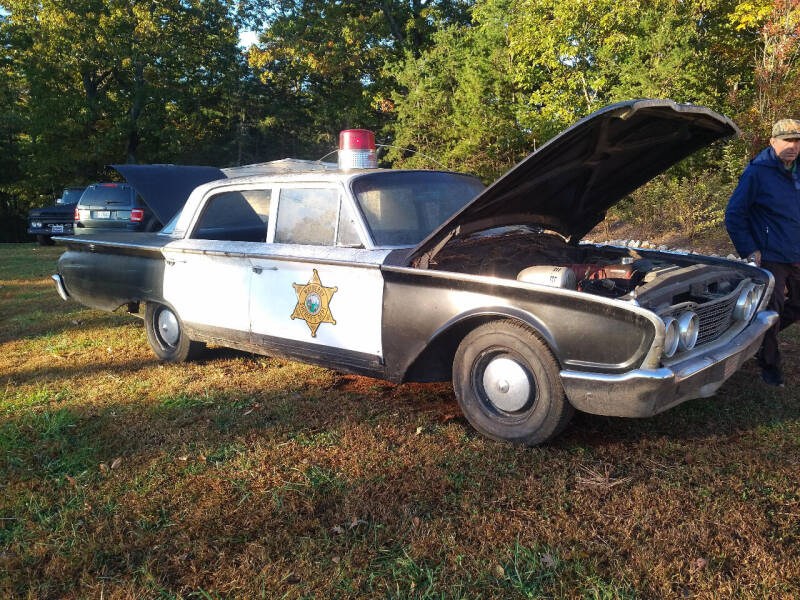 """1960 """"ANDY GRIFFITH  SHOW"""" Ford F GALAXY for sale at CARS PLUS MORE LLC in Cowan TN"""