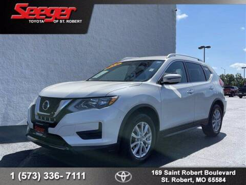2017 Nissan Rogue for sale at SEEGER TOYOTA OF ST ROBERT in Saint Robert MO