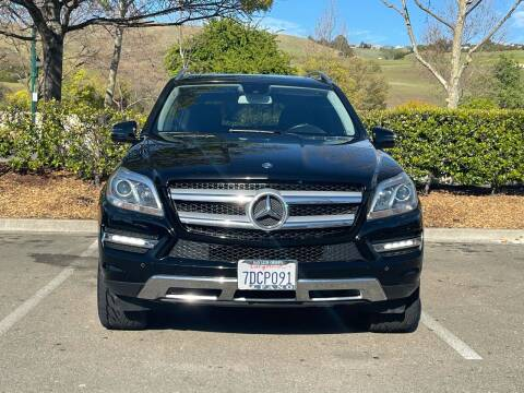 2014 Mercedes-Benz GL-Class for sale at CARFORNIA SOLUTIONS in Hayward CA
