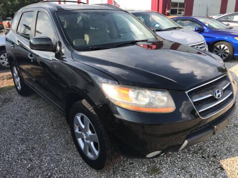 2009 Hyundai Santa Fe for sale at Bay City Auto's in Mobile AL
