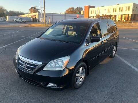 2005 Honda Odyssey for sale at Diana Rico LLC in Dalton GA