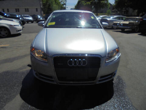 2007 Audi A4 for sale at Washington Street Auto Sales in Canton MA