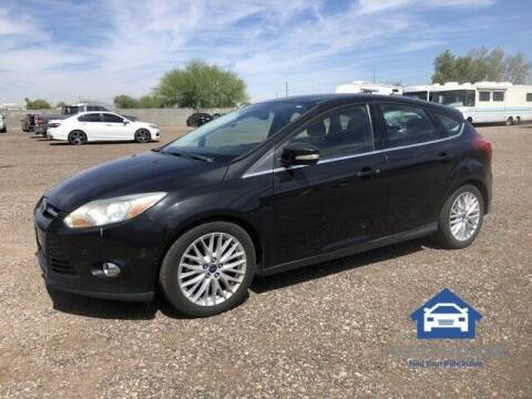 2012 Ford Focus for sale at AUTO HOUSE PHOENIX in Peoria AZ
