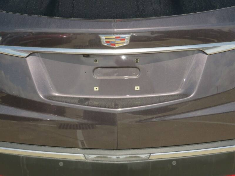 2017 Cadillac XT5 Luxury 4dr SUV - Houston TX