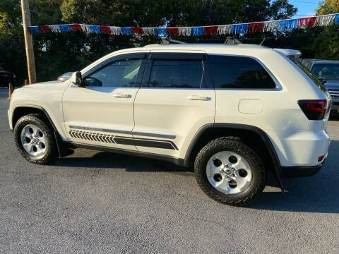 2012 Jeep Grand Cherokee for sale at Elite Auto Sales Inc in Front Royal VA