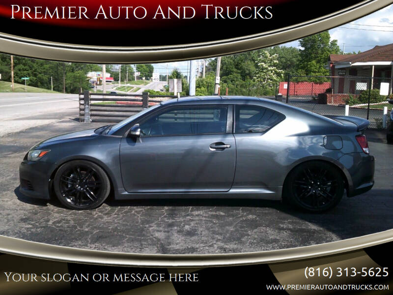 2011 Scion tC for sale at Premier Auto And Trucks in Independence MO
