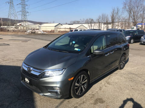 2018 Honda Odyssey for sale at Deals on Wheels in Nanuet NY