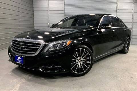 2014 Mercedes-Benz S-Class for sale at TRUST AUTO in Sykesville MD