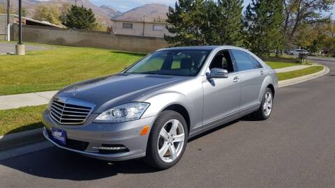 2011 Mercedes-Benz S-Class for sale at A.I. Monroe Auto Sales in Bountiful UT