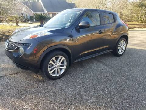 2012 Nissan JUKE for sale at J & J Auto Brokers in Slidell LA