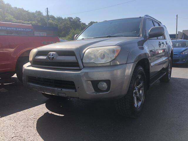 2006 Toyota 4Runner for sale at Instant Auto Sales in Chillicothe OH