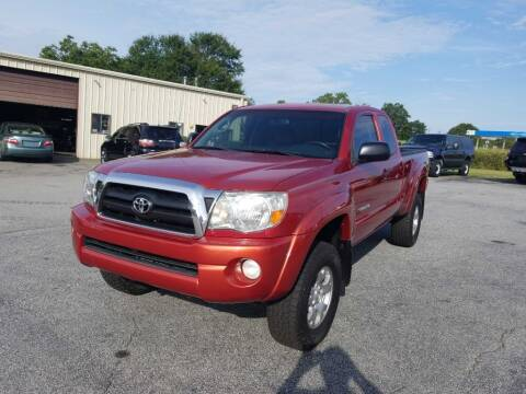 2007 Toyota Tacoma for sale at Brewster Used Cars in Anderson SC