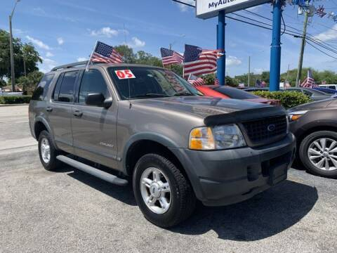 2005 Ford Explorer for sale at AUTO PROVIDER in Fort Lauderdale FL