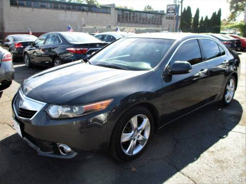 2011 Acura TSX for sale at Exem United in Plainfield NJ