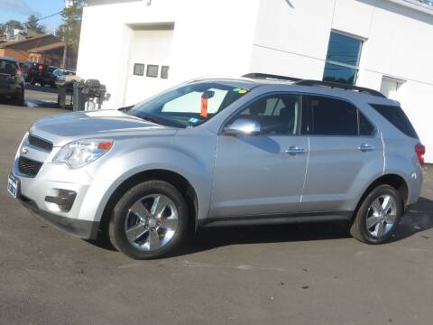 2014 Chevrolet Equinox for sale at Price Auto Sales 2 in Concord NH