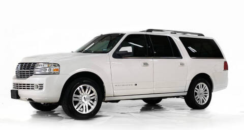 2012 Lincoln Navigator L for sale at Houston Auto Credit in Houston TX