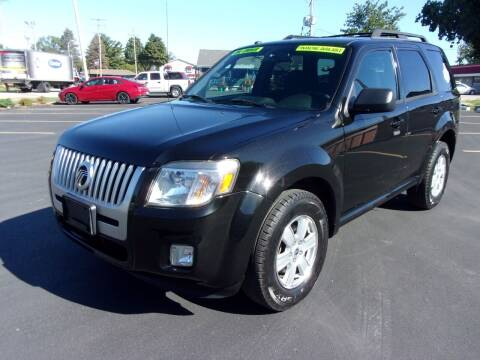 2011 Mercury Mariner for sale at Ideal Auto Sales, Inc. in Waukesha WI