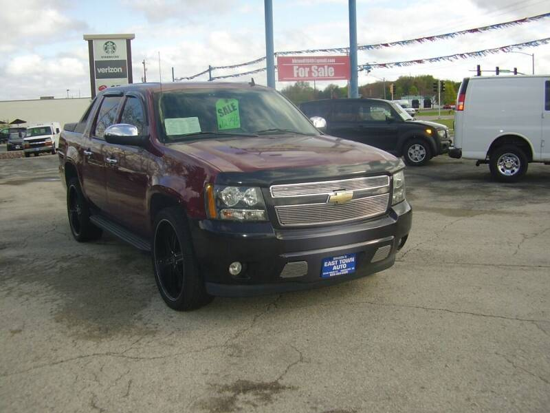 2009 Chevrolet Avalanche for sale in Green Bay, WI
