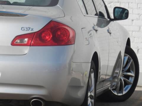 2009 Infiniti G37 Sedan for sale at Moto Zone Inc in Melrose Park IL