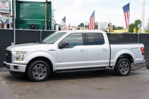 2016 Ford F-150 for sale at LATINOS MOTOR OF ORLANDO in Orlando FL