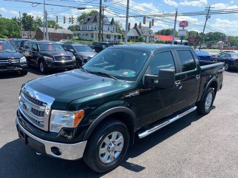 2013 Ford F-150 for sale at Masic Motors, Inc. in Harrisburg PA
