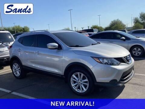 2017 Nissan Rogue Sport for sale at Sands Chevrolet in Surprise AZ