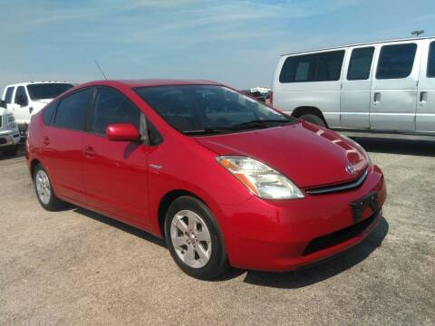 2008 Toyota Prius for sale at G & S SALES  CO in Dallas TX
