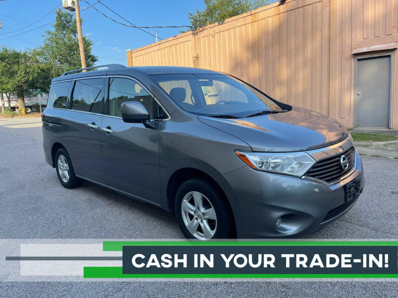 2016 Nissan Quest for sale at Horizon Auto Sales in Raleigh NC