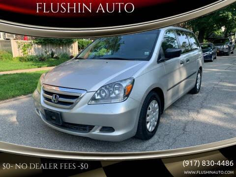 2006 Honda Odyssey for sale at FLUSHIN AUTO in Flushing NY