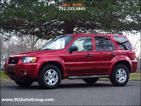 2007 Ford Escape for sale at M2 Auto Group Llc. EAST BRUNSWICK in East Brunswick NJ