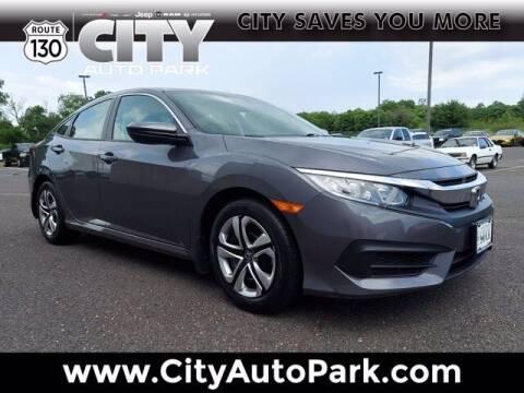 2018 Honda Civic for sale at City Auto Park in Burlington NJ
