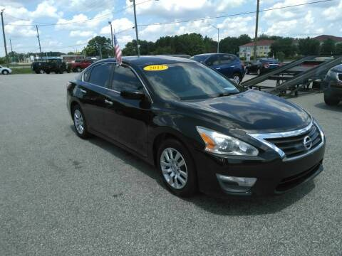 2013 Nissan Altima for sale at Kelly & Kelly Supermarket of Cars in Fayetteville NC