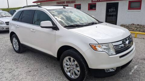 2010 Ford Edge for sale at Sarpy County Motors in Springfield NE