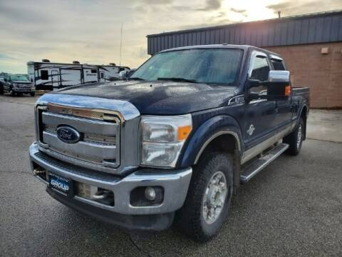 2015 Ford F-350 Super Duty for sale at Group Wholesale, Inc in Post Falls ID