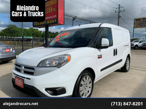2016 RAM ProMaster City Cargo for sale at Alejandro Cars & Trucks in Houston TX