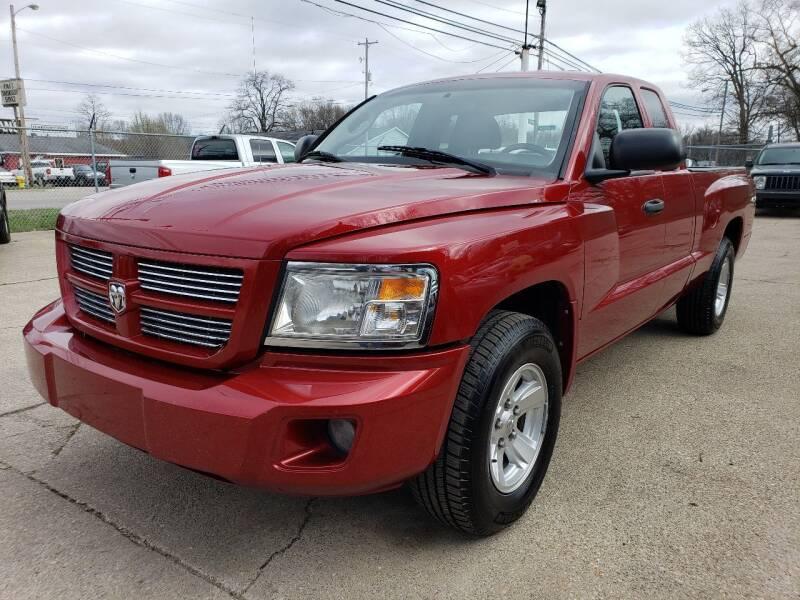2008 Dodge Dakota for sale at Jims Auto Sales in Muskegon MI