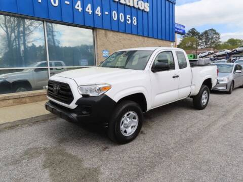 2018 Toyota Tacoma for sale at Southern Auto Solutions - 1st Choice Autos in Marietta GA