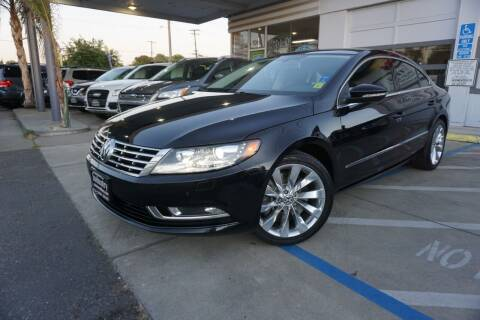 2013 Volkswagen CC for sale at Industry Motors in Sacramento CA