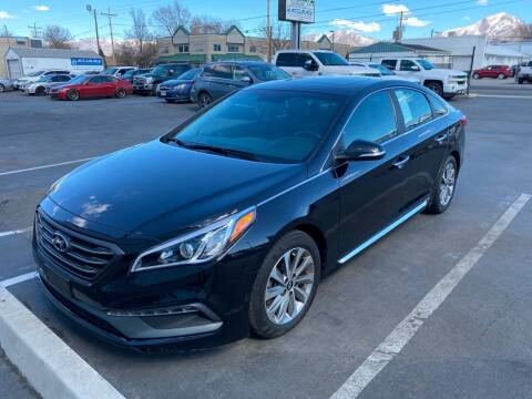 2017 Hyundai Sonata for sale at New Start Auto in Richardson TX