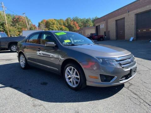 2010 Ford Fusion for sale at Ric's Auto Sales in Billerica MA