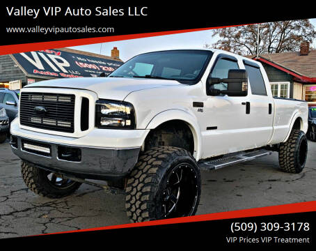 2004 Ford F-250 Super Duty for sale at Valley VIP Auto Sales LLC in Spokane Valley WA
