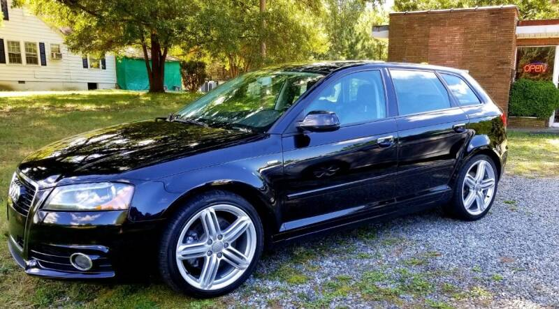 2011 Audi A3 for sale at Progress Auto Sales in Durham NC